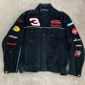 Vintage Dale Earnhardt Sr Jacket Wilsons Leather